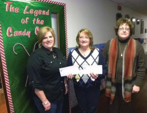Money Raised to Benefit St. Mary School