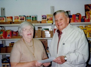 WCU Matching Funds Help St. John's Food Pantry